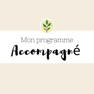 logo du programme accompagné